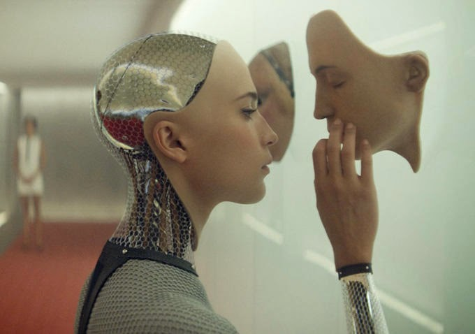 Ex Machina Movie Film 2015 - Sinopsis (Domhnall Gleeson, Oscar Isaac, Alicia Vikander)