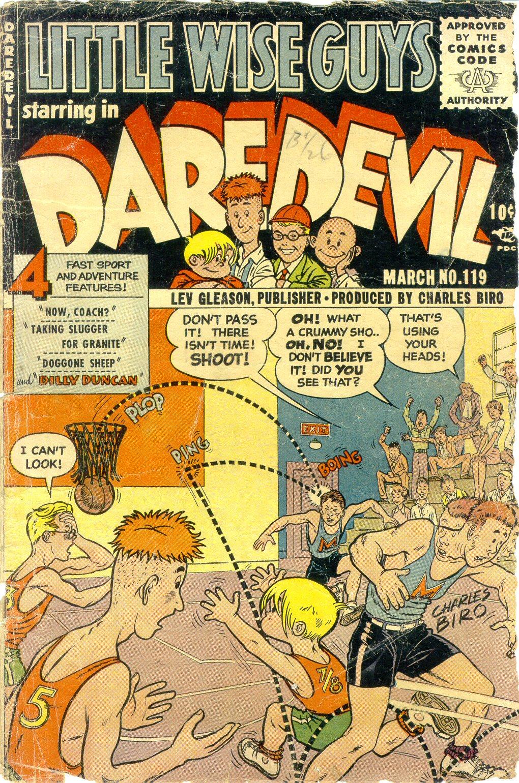 Daredevil (1941) 119 Page 1