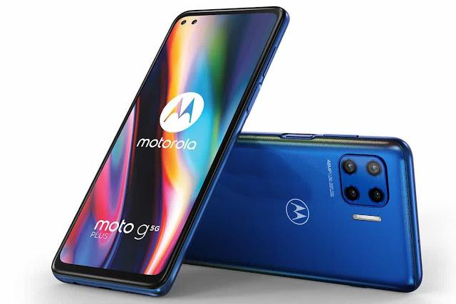 مواصفات هاتف MOTO G 5G PLUS