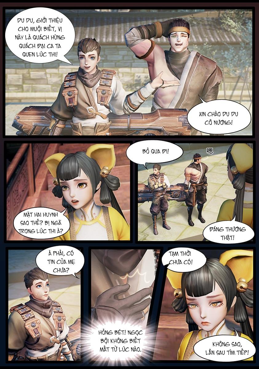Thủ Mộ Bút Ký - Chapter 31: Tín vật 1 - Pic 2