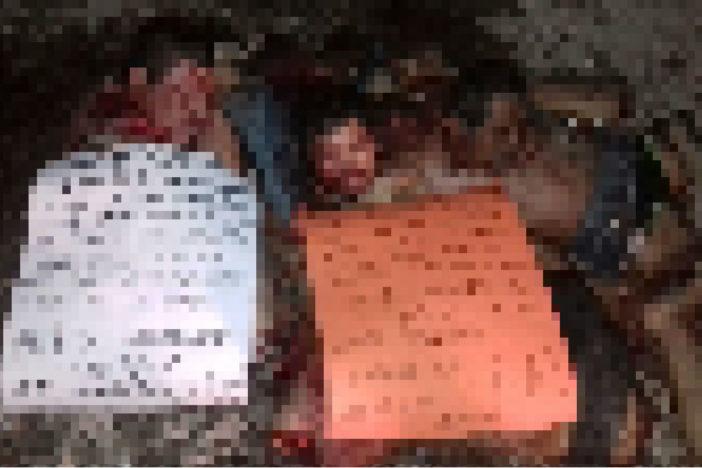 Hallan descuartizados a los tres herreros levantados en Teloloapan