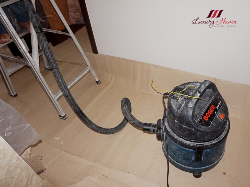 air connection condo aircon installation bosch vacuum cleaner