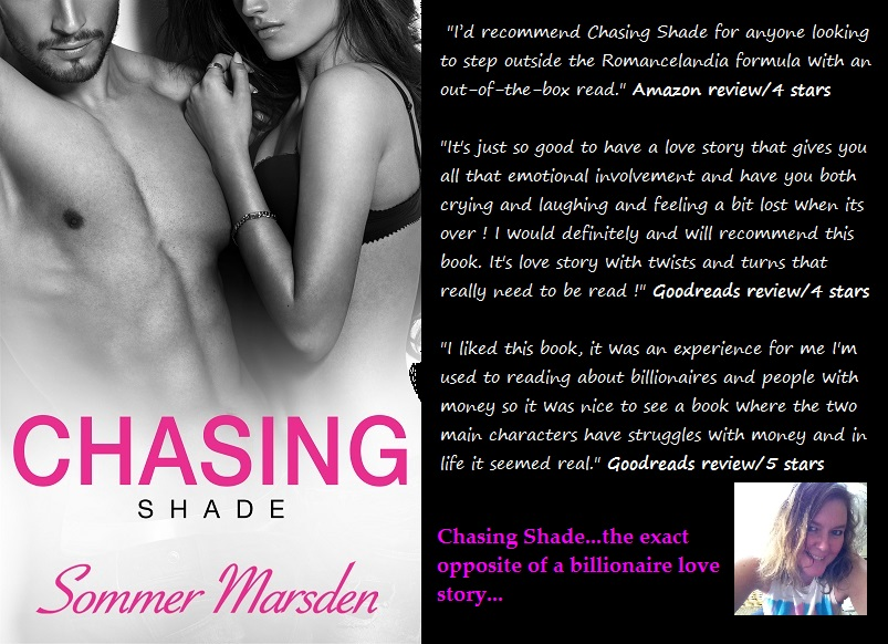Praise for Chasing Shade