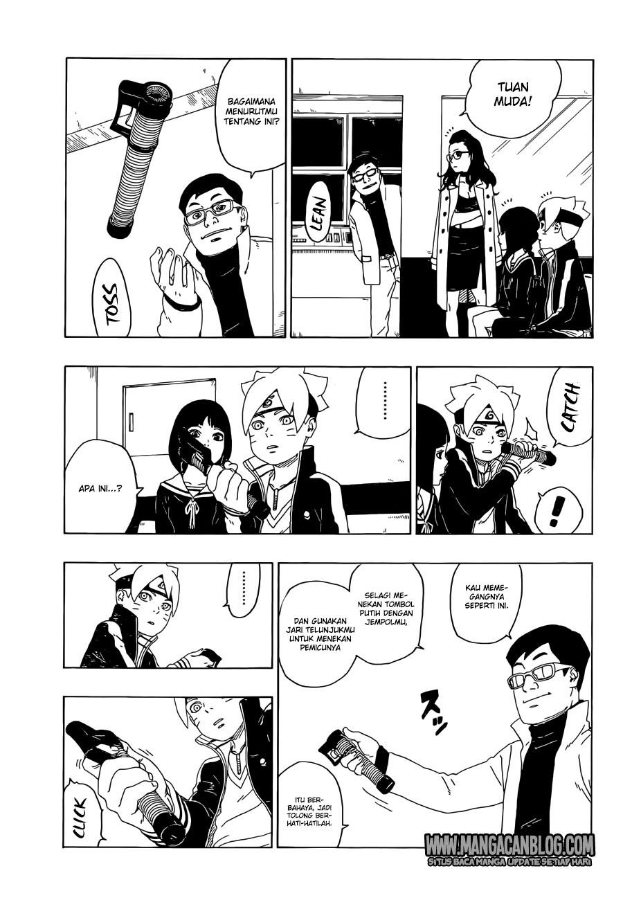 Manga Boruto Chapter 18 Bahasa Indonesia