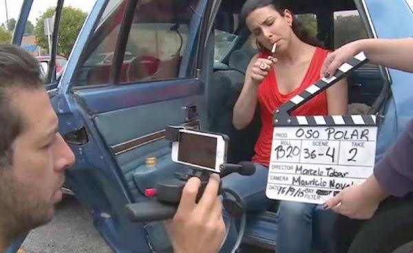 Primer filme mexicano realizado con un celular gana festival de cine.