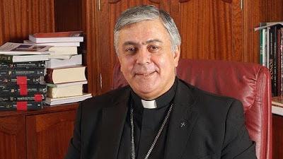 Resultado de imagen de bernardo alvarez obispo