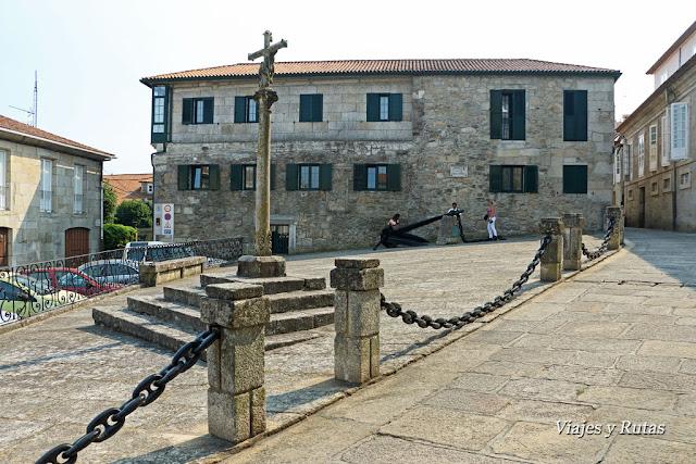Calles de Tui, Pontevedra