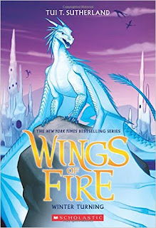 Winter Turning (Wings Of Fire, Book 7) PDF
