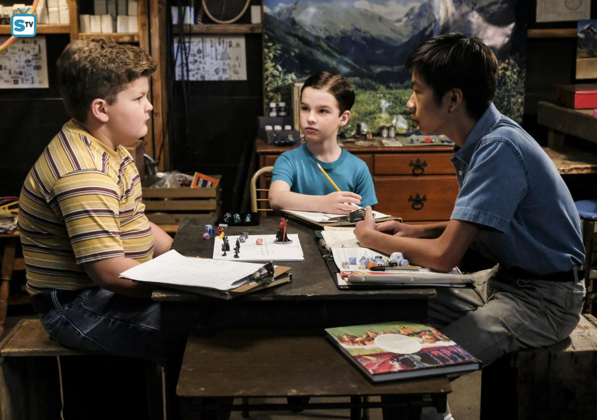 Young Sheldon - Demons, Sunday School, and Prime Numbers - Teasers + Advance Review