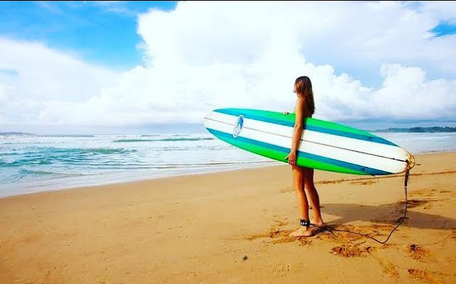 Wisata Pantai Echo Canggu Bali - Lokasi, Daya Tarik & Informasi Lengkap Terbaru