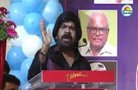 Director T Rajendar 'Speech Perarasu Book Launch