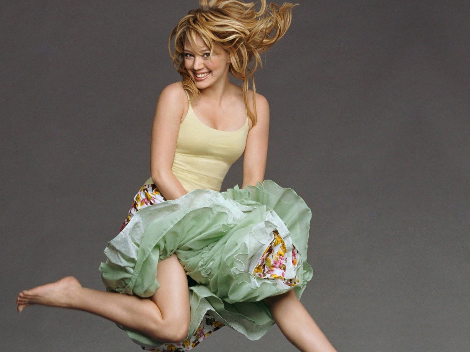 Hilary Duff Demi Lovato Judge
