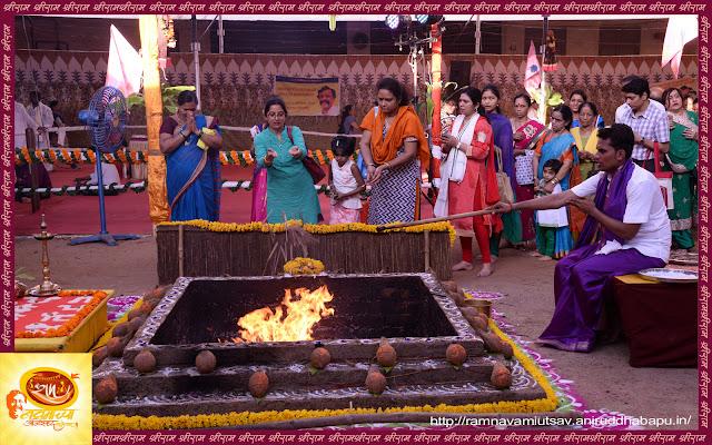 Ramnavami-Utsav-Ramacha-Shree-Ram-Bhakti, Bandra East, Renuka Mata