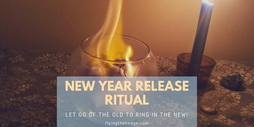 New Year Release Ritual