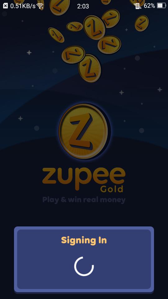Zupee Gold Earn Money with PaisaRani
