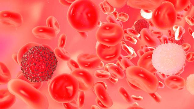 Cáncer en el torrente sanguíneo