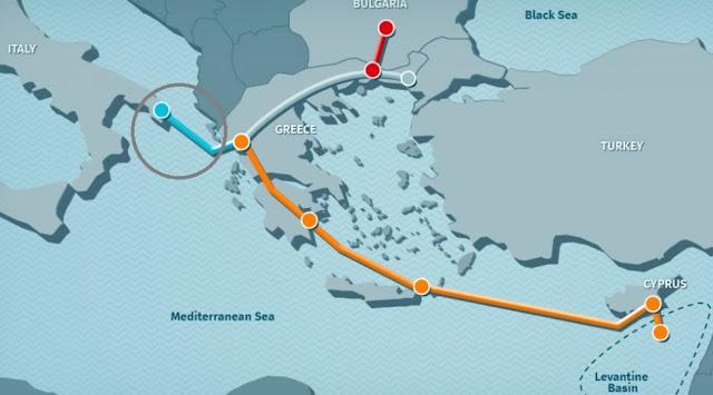 Από ποιες περιοχές διέρχεται ο αγωγός φυσικού αερίου - Σαφής πρόβλεψη για τροφοδοσία της Ηπείρου