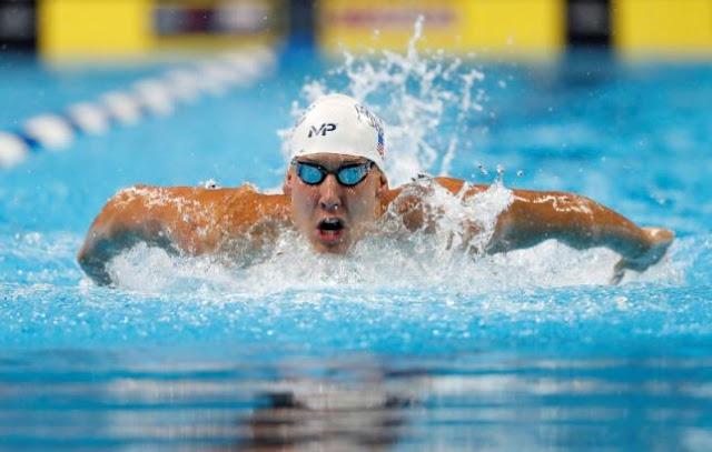 Olympics 2016 Swimming Men's 400m individual medley Live Stream