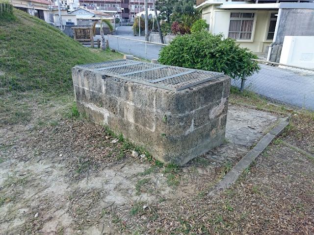 井戸跡の写真