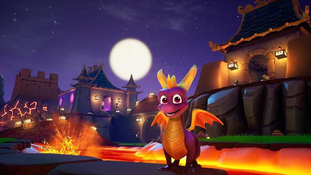 حجم ملف تحميل لعبة Spyro Reignited Trilogy في جهاز PS4 سيشكل صدمة للعديد من اللاعبين ، إليكم التفاصيل ..