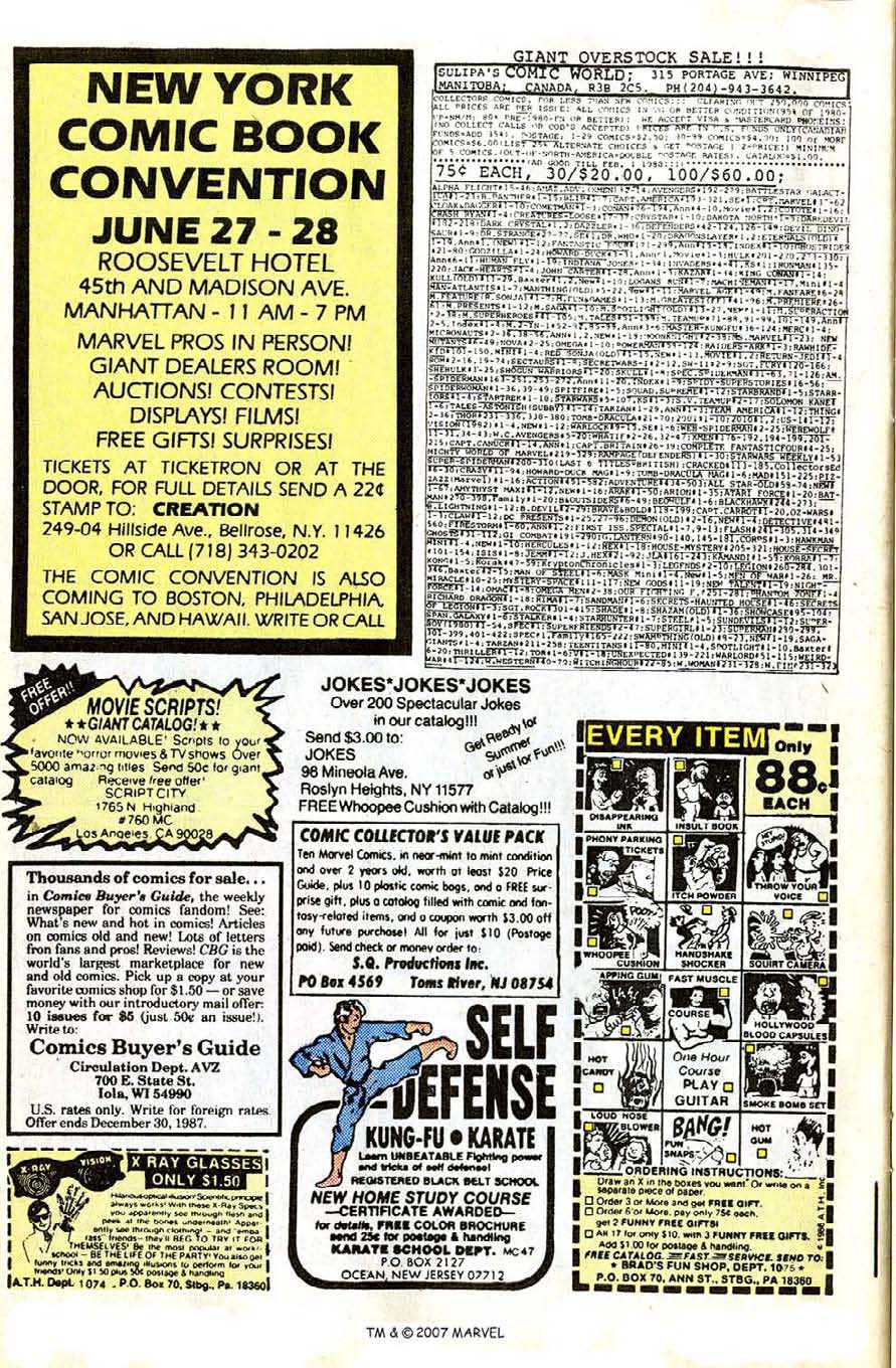 Read online Silver Surfer (1987) comic -  Issue #2 - 28