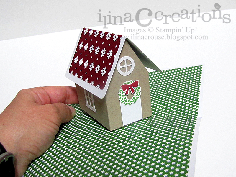creativity within pop up house cards and templates