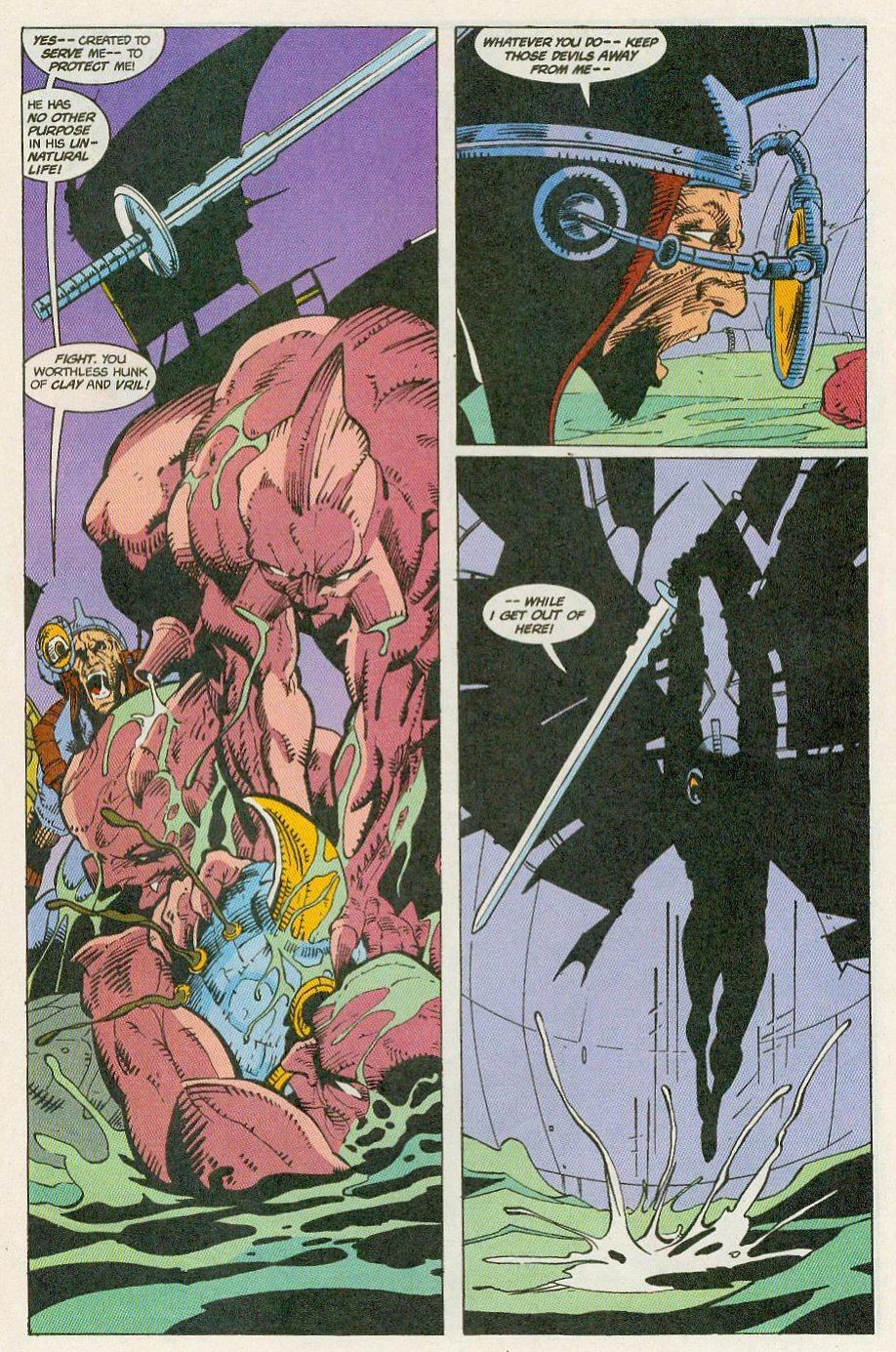 Read online Conan the Adventurer comic -  Issue #13 - 18