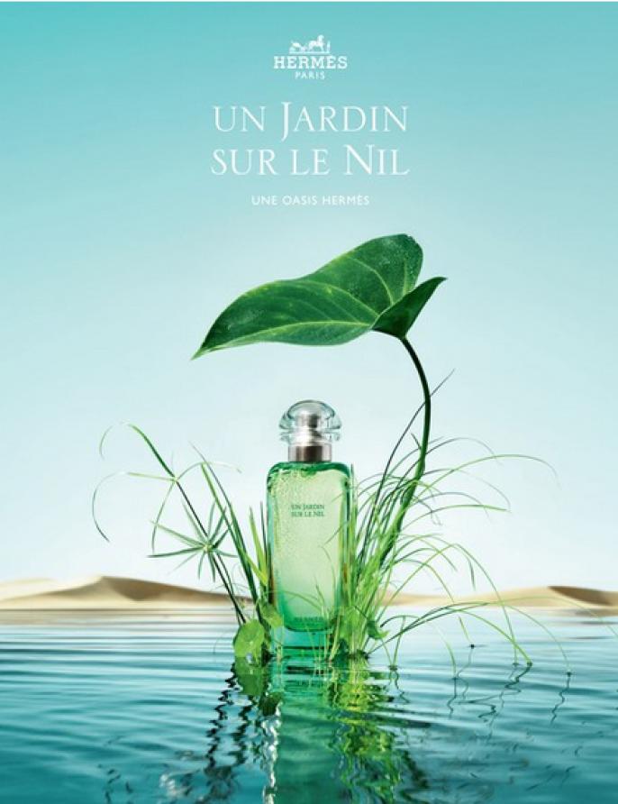 Brooklyn Fragrance Lover Hermès Un Jardin Sur Le Nil