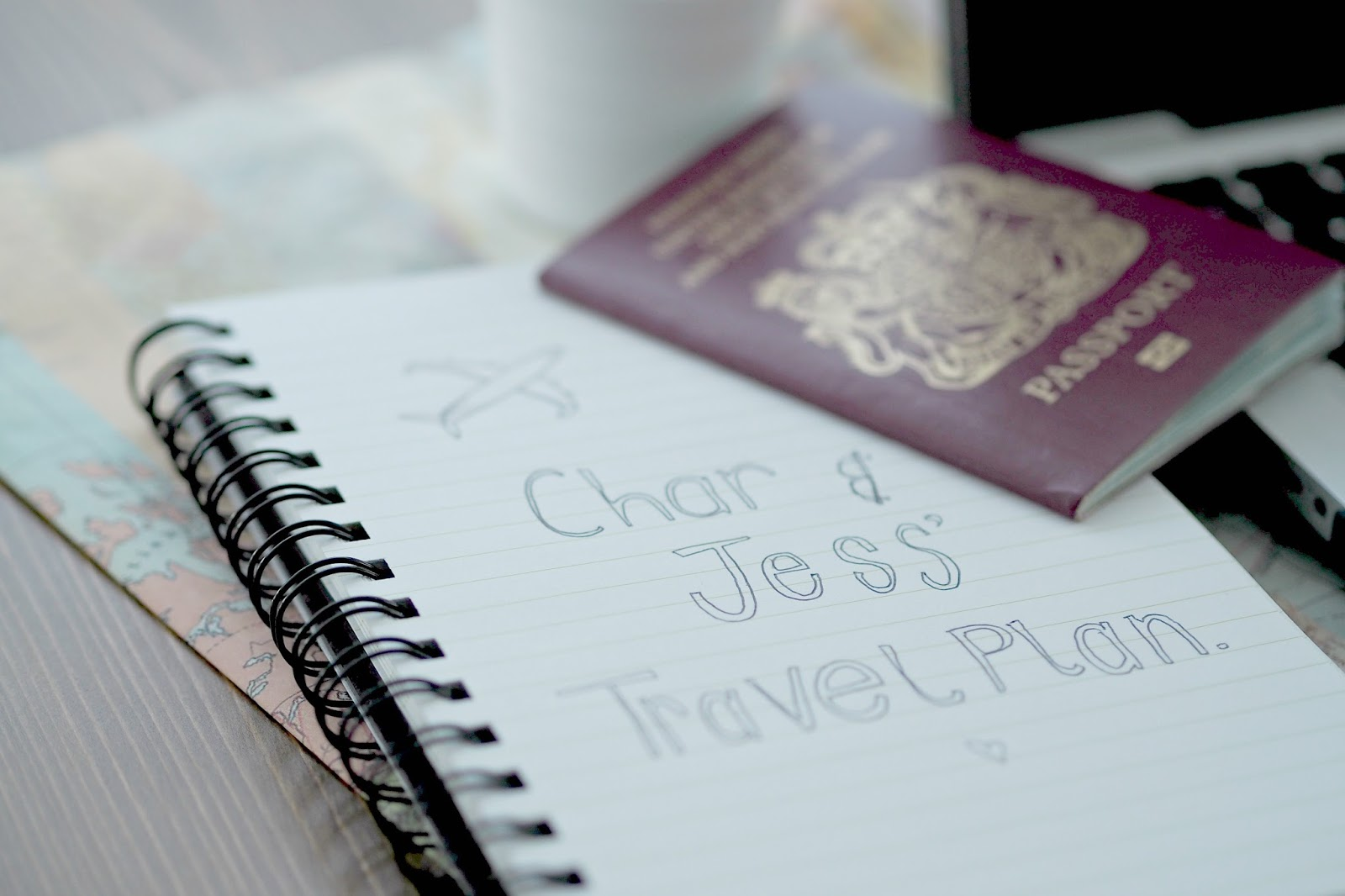 planning an adventure, gap year travels