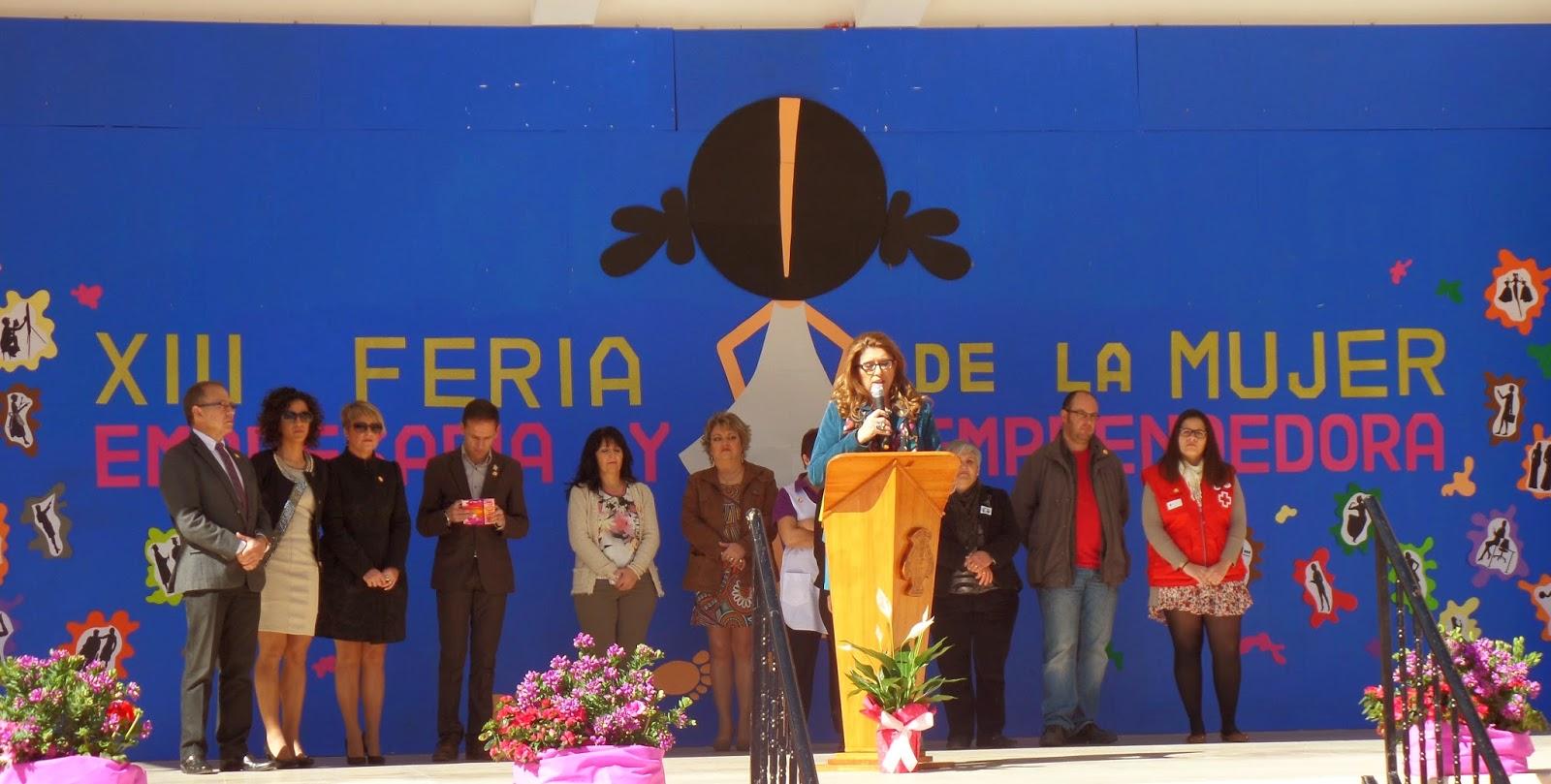 El Blog de María Serralba - XIII Feria de la Mujer 2014 Pinoso