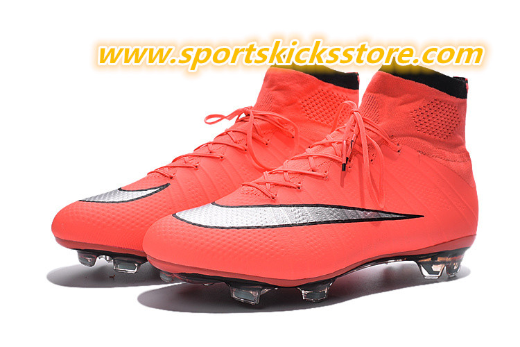 super popular 95708 2e464 Combining the striking main color Bright Mango with Metallic Silver for the  Swoosh, the orange Nike Mercurial Superfly 2016 Boots introduce a fresh  design ...