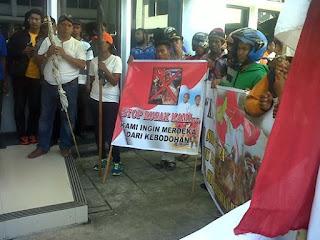 Seruan Umum Kepada Rakayt Papua dan Aktivis Papua Merdeka di Seluruh Indonesia