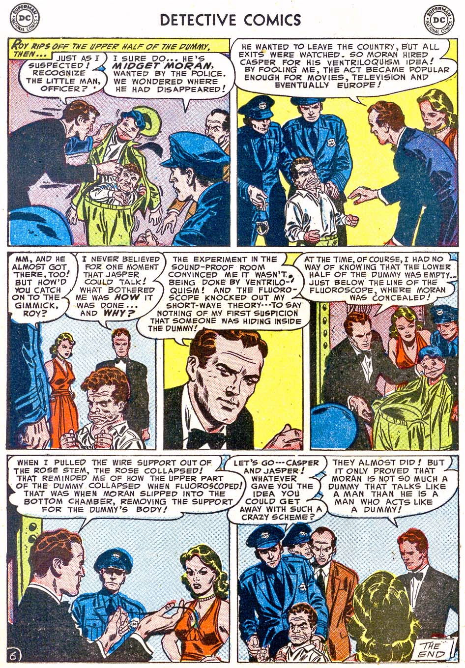 Detective Comics (1937) 202 Page 21