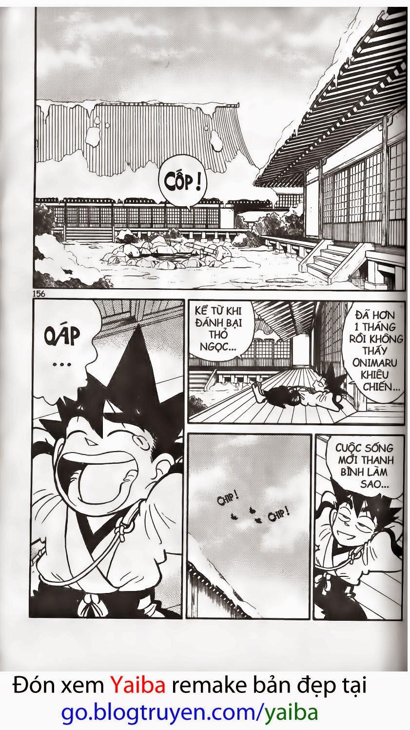 Yaiba chap 164 trang 3