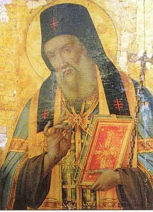 Αποτέλεσμα εικόνας για Άγιος Μακάριος ο Νοταράς