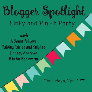 Bloggers Spotlight Link & Pin Party