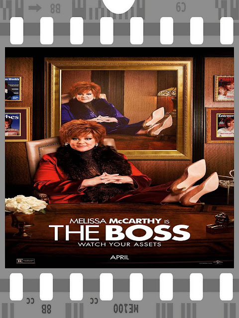 THE BOSS (2016) ... Get Ready To Cry With Laughter As MELISSA MCCARTHY And KRISTIN BELL Bring Their A-GAME!!!