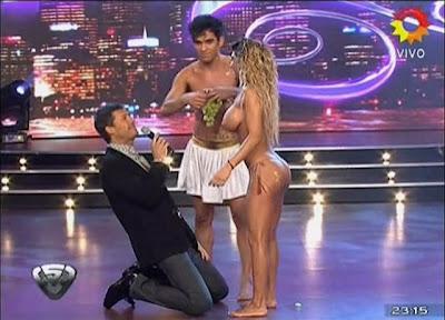 Azafatas programa de argentina - 2 part 5