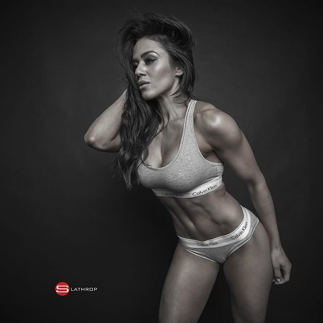 Instagram Fitness Model Brittany Coutu 1
