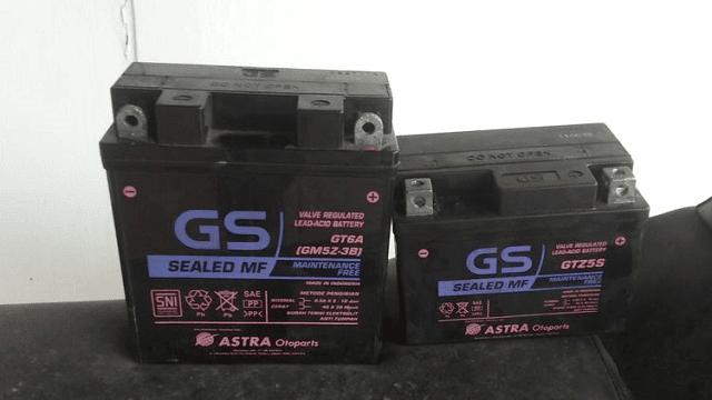 gs astra menjadi merek aki idaman bagi pengguna motor