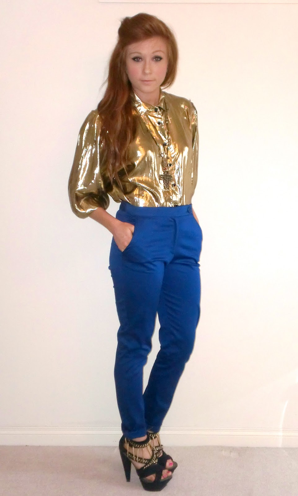 Outfit Post  Blast from the Past  a69a7f5a0
