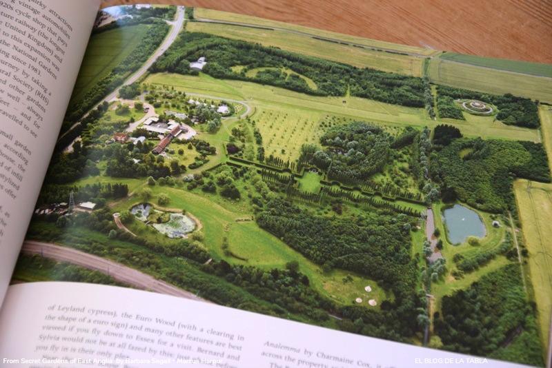 Jardines secretos en inglaterra, Barnards Farm en Essex