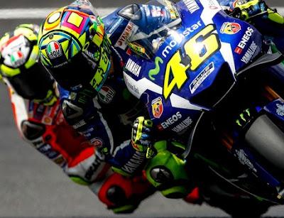 Uji Coba GP Austria, Fenomena Rossi yang Semakin Melemah