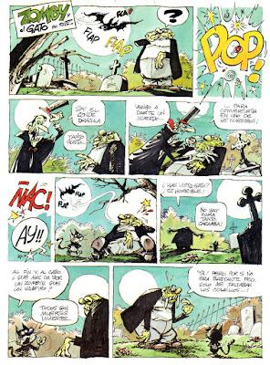 Zomby y el Gato, Creepy 2ª nº 13