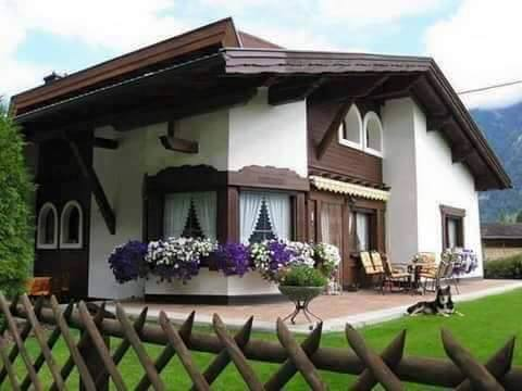 Beautiful Bungalow House With Elevated Flooring Terrace And Garden