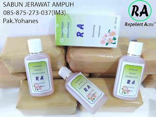 0858 7527 3037 (Bpk John ) Sabun Jerawat Punggung