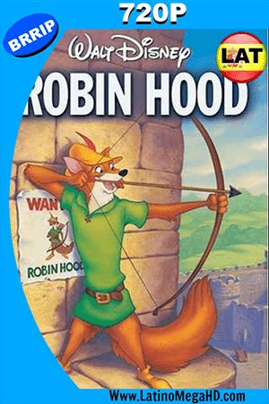 Robin Hood  (1973) Latino HD 720p ()