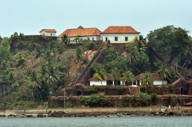 Reis-Magos-Fort-Goa