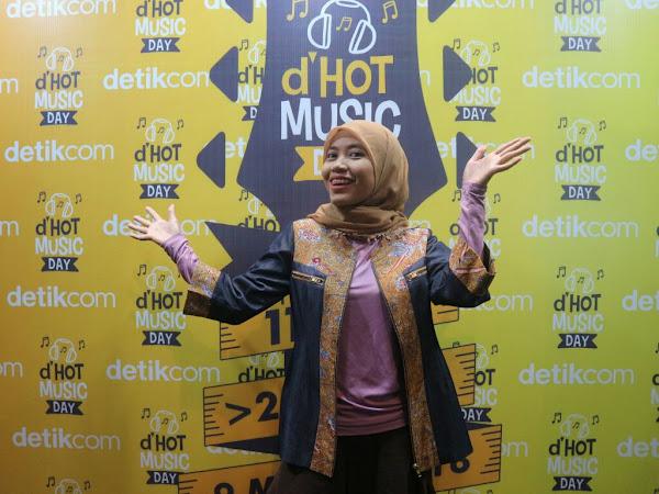 d'Hot Music Day Party-nya Hari Musik Nasional