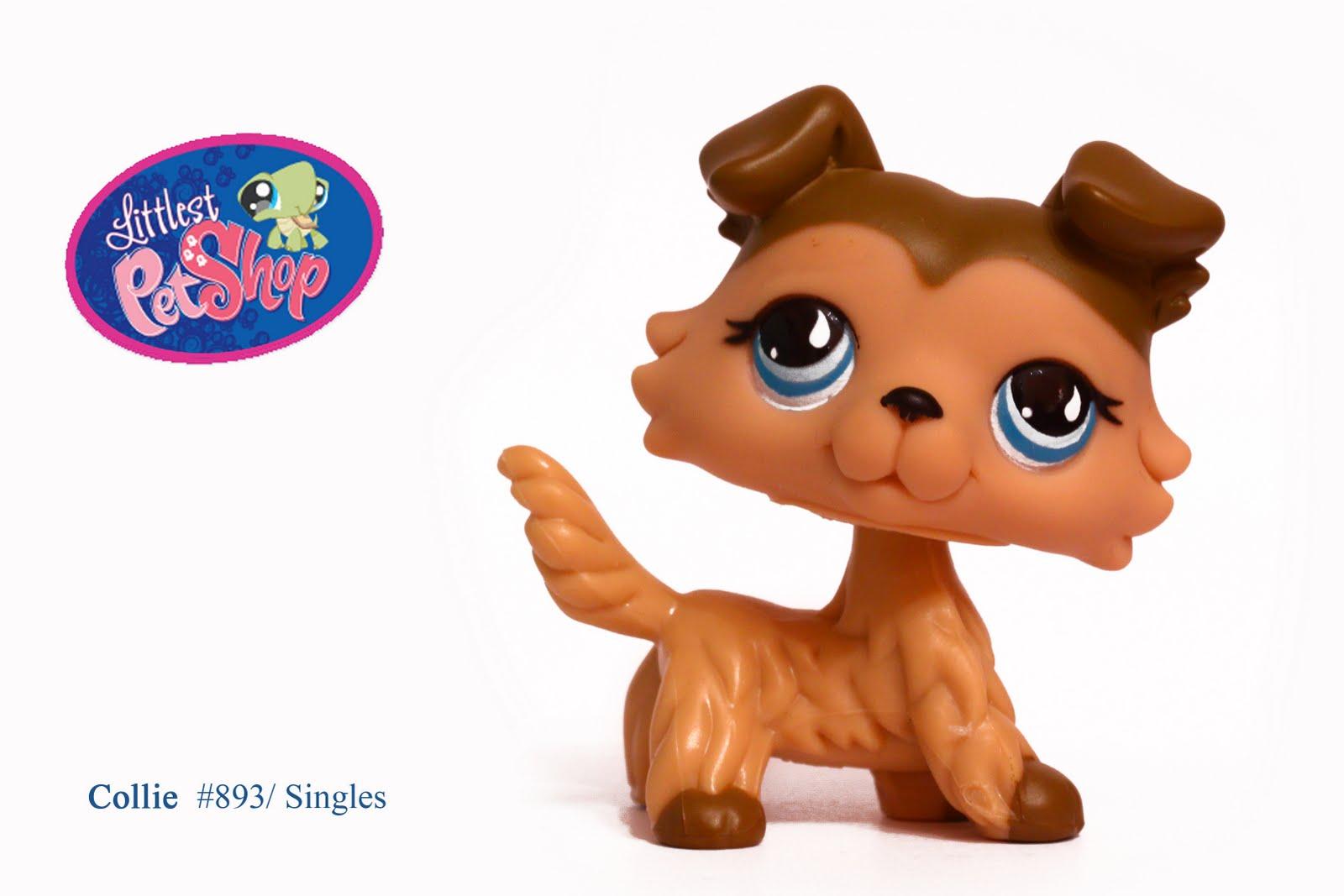 Littlest Pet Shop Collie Littlest Pet Shop Collie Con Los Littlest